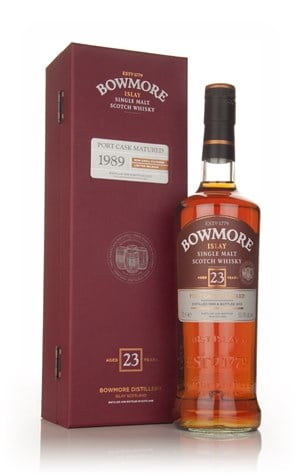 Bowmore 23 Year Old 1989 Port Matured