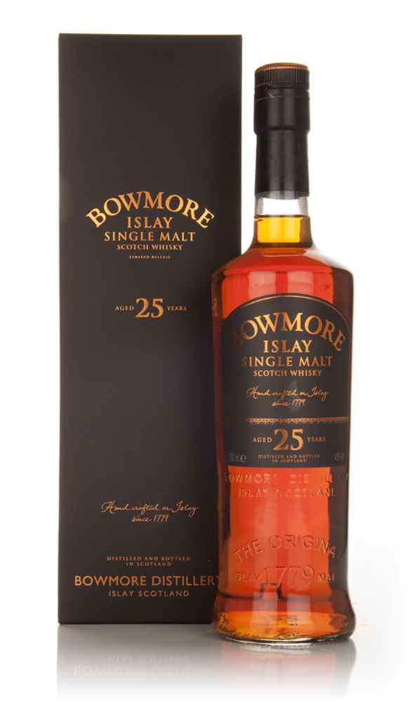 Bowmore 25 Year Old (old bottling)