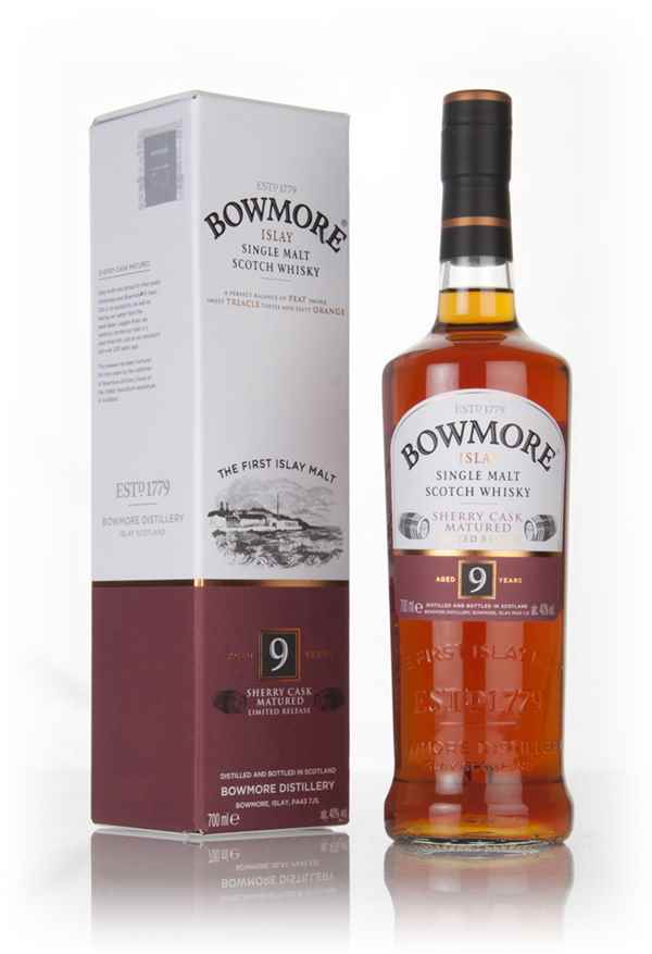 Bowmore 9 Year Old