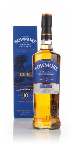 Bowmore Tempest 10 Year Old - Batch 5