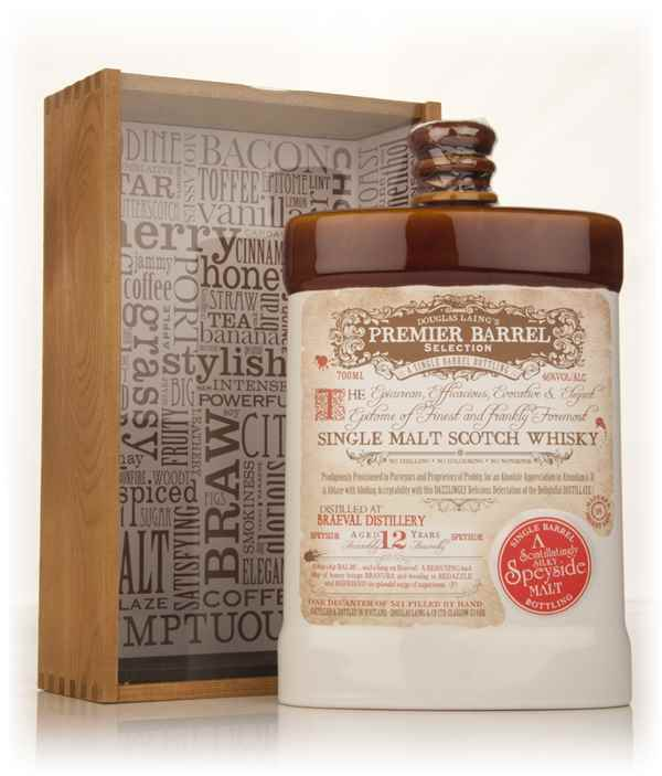 Braeval 12 Year Old - Premier Barrel (Douglas Laing)