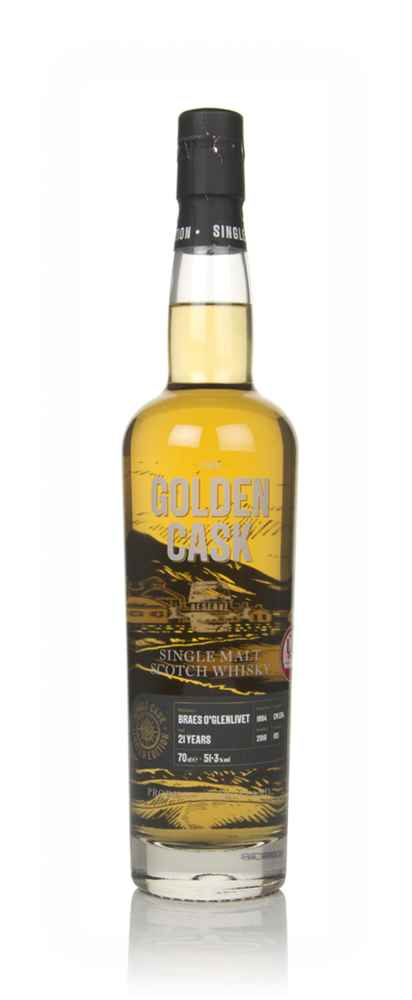 Braeval 21 Year Old 1994 (cask CM234) - The Golden Cask (House of Macduff)