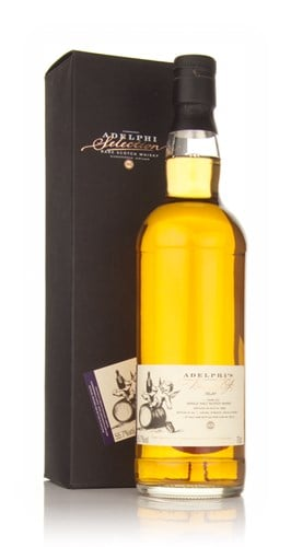 Breath of Islay 11 Year Old 1999 (Adelphi)