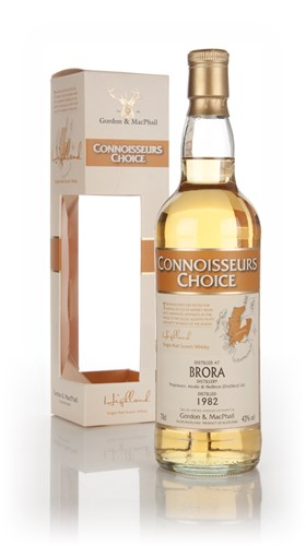 Brora 1982 (bottled 2008) - Connoisseurs Choice (Gordon and MacPhail)