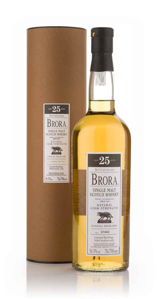 Brora 25 Year Old (2008 Special Release)