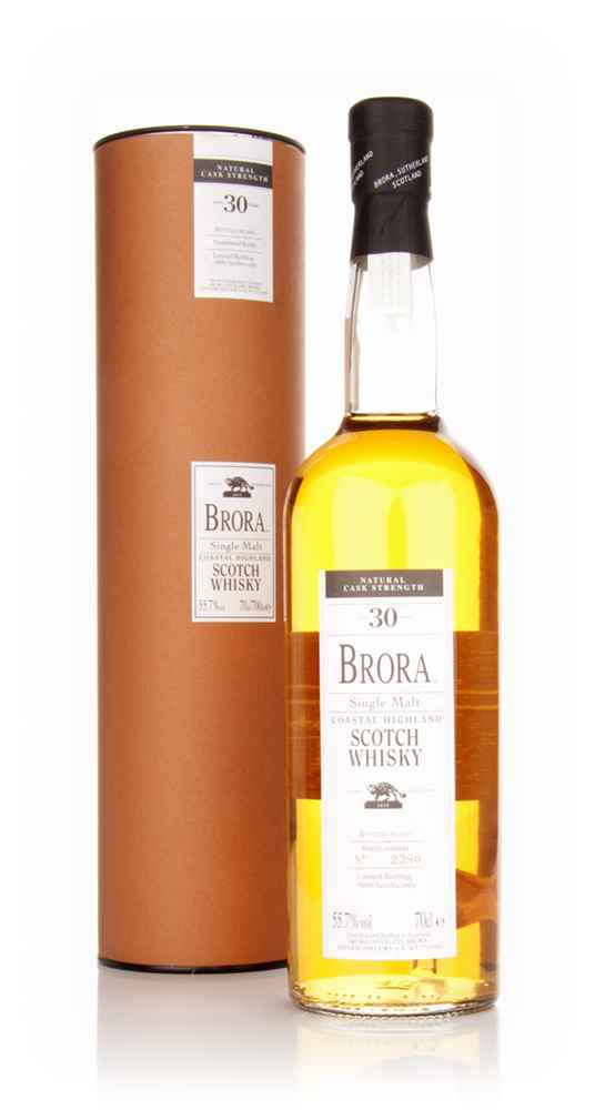 Brora 30 Year Old (2003 Special Release)