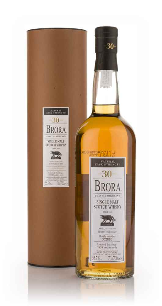 Brora 30 Year Old (2007 Special Release)
