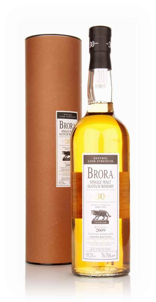 Brora 30 Year Old (2009 Special Release)