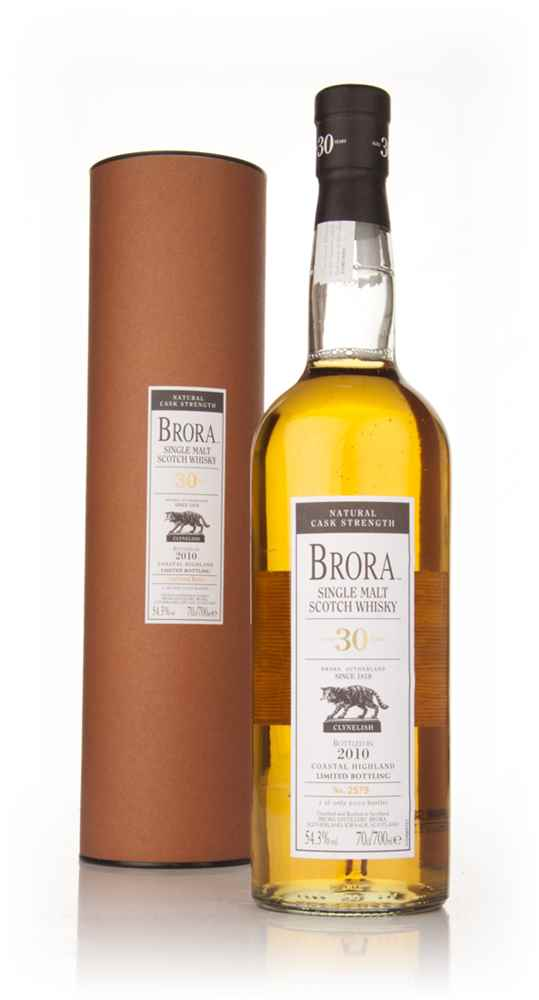 Brora 30 Year Old (2010 Release)