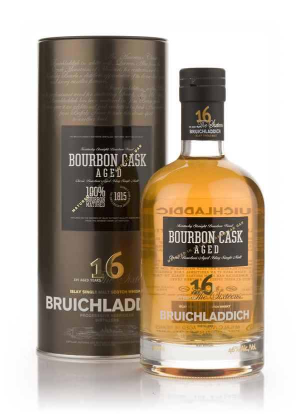 Bruichladdich 16 Year Old Bourbon Cask