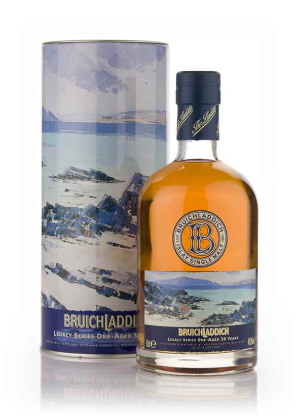 Bruichladdich 36 Year Old 1966 - Legacy Series 1