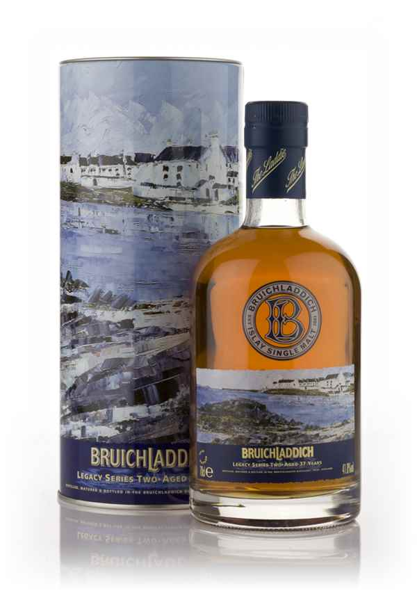 Bruichladdich 37 Year Old - Legacy Series 2