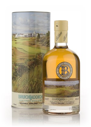Bruichladdich 15 Year Old - Links Series Birkdale
