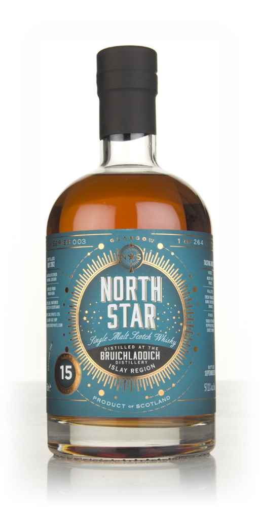 Bruichladdich 15 Year Old 2002 - North Star Spirits