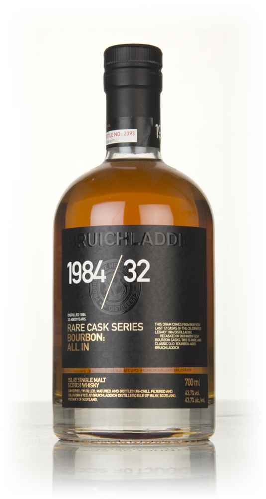Bruichladdich 1984/32 - All In