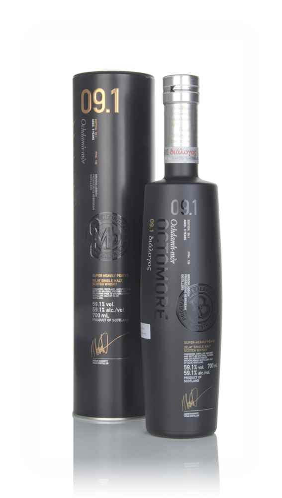 Octomore 09.1 5 Year Old