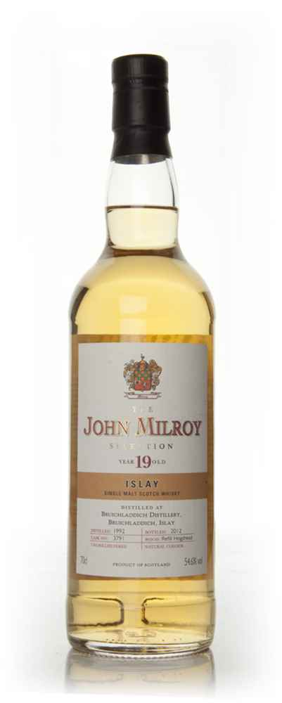The John Milroy 19 Year Old Islay (Berry Bros. & Rudd)