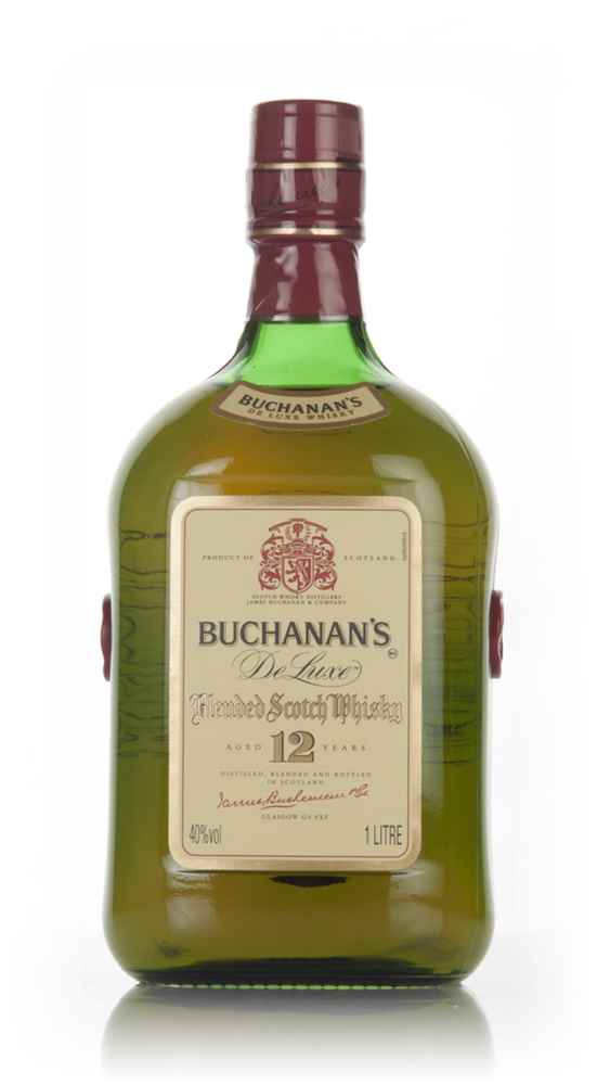 Buchanan's 12 Year Old De Luxe 1l
