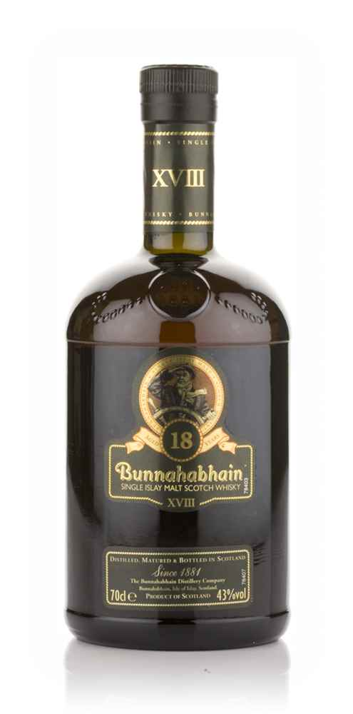 Bunnahabhain 18 Year Old (Old Bottling)