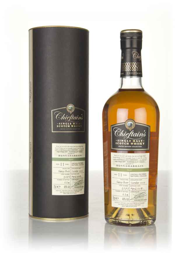 Bunnahabhain 11 Year Old 2006 (cask 3272) - Chieftain's (Ian Macleod)