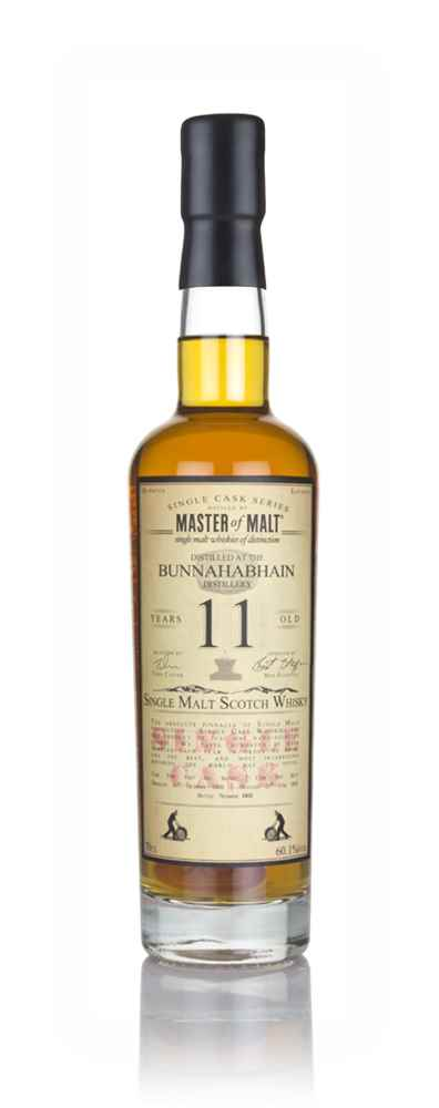Bunnahabhain 11 Year Old 2006 - Single Cask (Master of Malt)