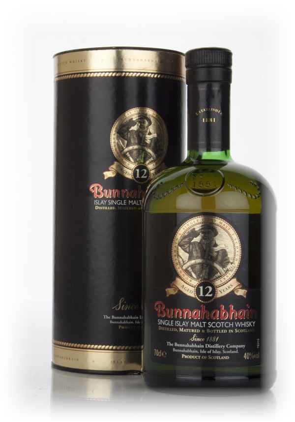 Bunnahabhain 12 Year Old (Old Bottling)