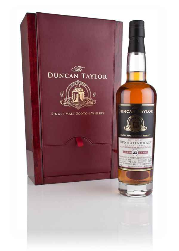 Bunnahabhain 25 Year Old 1989 (cask 388359) - The Duncan Taylor Single