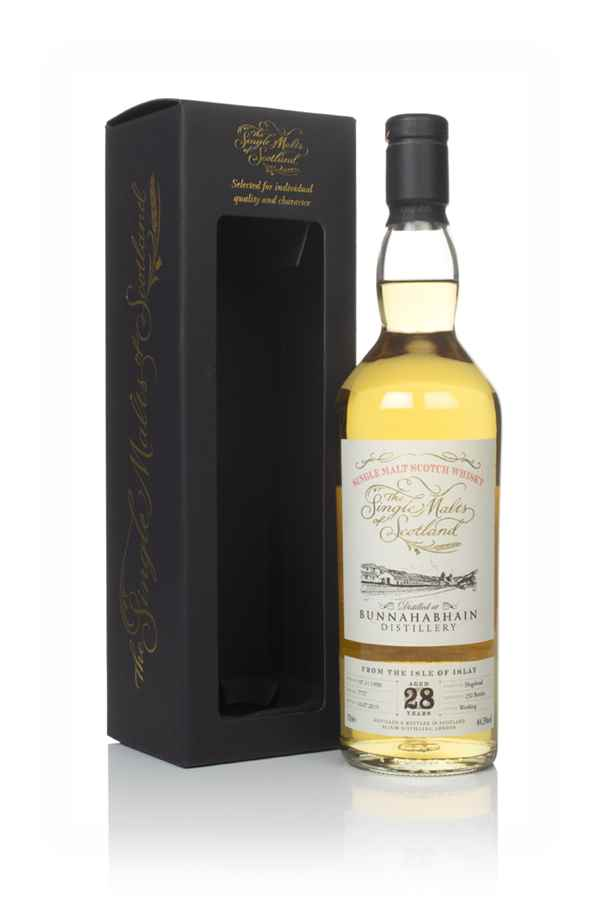 Bunnahabhain 28 Year Old 1990 (cask 7727) - The Single Malts of Scotland