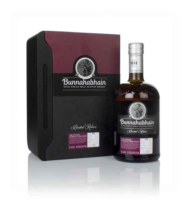 Bunnahabhain 30 Year Old 1988 Marsala Finish
