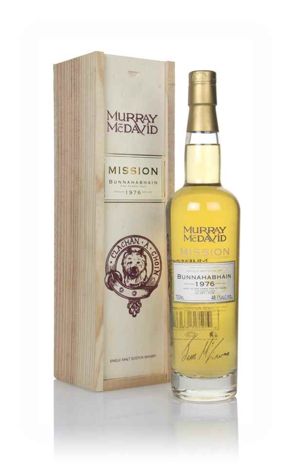 Bunnahabhain 31 Year Old 1976 - Mission (Murray McDavid)