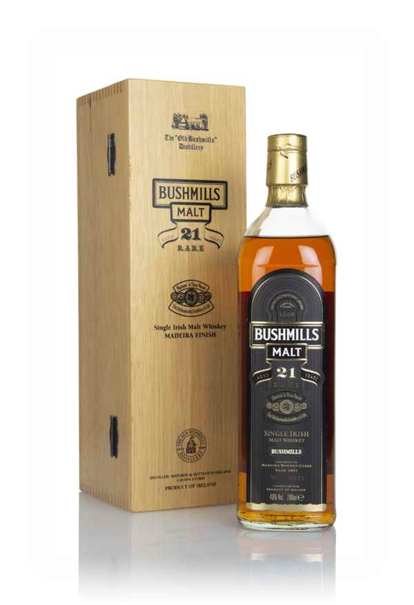 Bushmills 21 Year Old (2001 Edition)