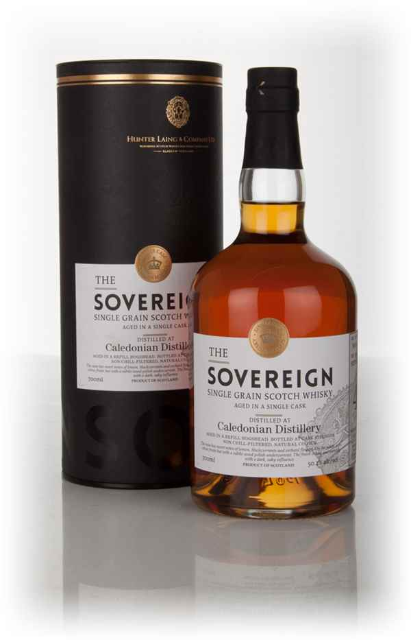 Caledonian 41 Year Old 1974 (cask 11836) - The Sovereign (Hunter Laing)