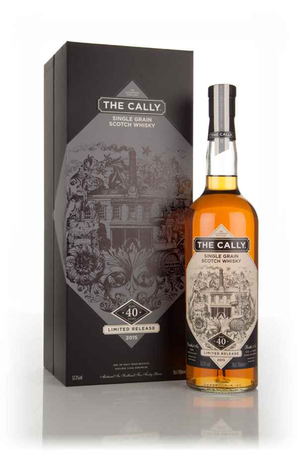 The Cally 40 Year Old 1974 (Special Release 2015)