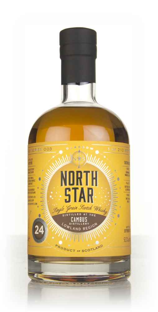 Cambus 24 Year Old 1993 - North Star Spirits