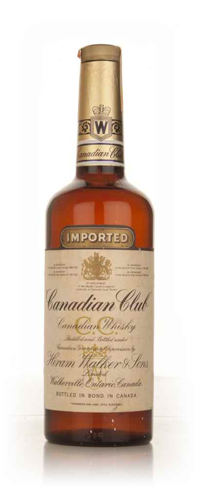 Canadian Club Whisky - 1959