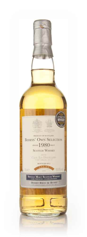 Caol Ila 1980 (Berry Bros. & Rudd)