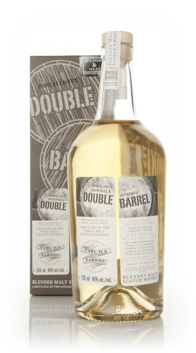 Caol Ila & Tamdhu - Double Barrel (Douglas Laing) (Old Bottling)