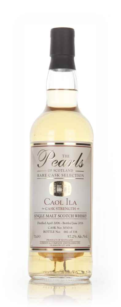 Caol Ila 10 Year Old 2006 (cask 303014) - Pearls of Scotland (Gordon & Company)