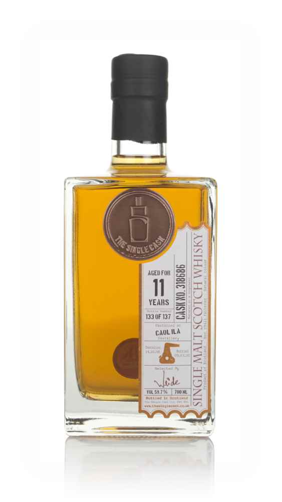 Caol Ila 11 Year Old 2008 (cask 318686) - The Single Cask