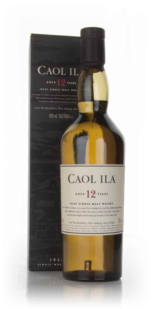 Caol Ila 12 Year Old (Old Bottling)