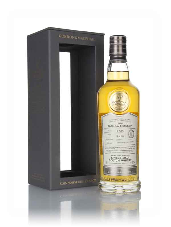 Caol Ila 15 Year Old 2003 - Connoisseurs Choice (Gordon & MacPhail)