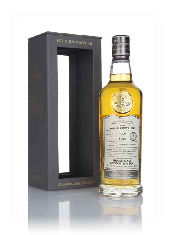 Caol Ila 17 Year Old 2000 - Connoisseurs Choice (Gordon & MacPhail)