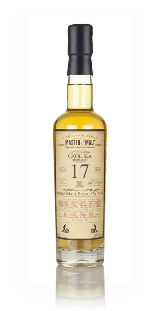 Caol Ila 17 Year Old 2000 - Single Cask (Master of Malt)