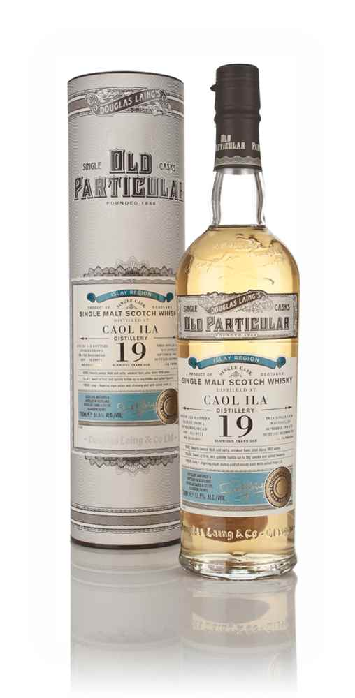 Caol Ila 19 Year Old 1996 (cask 10971) - Old Particular (Douglas Laing)