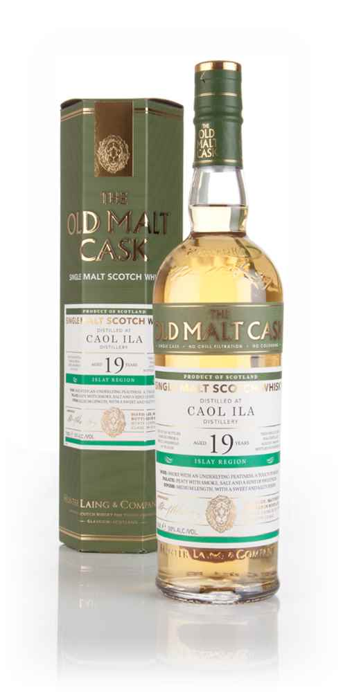 Caol Ila 19 Year Old 1996 (cask 12159) - Old Malt Cask (Hunter Laing)