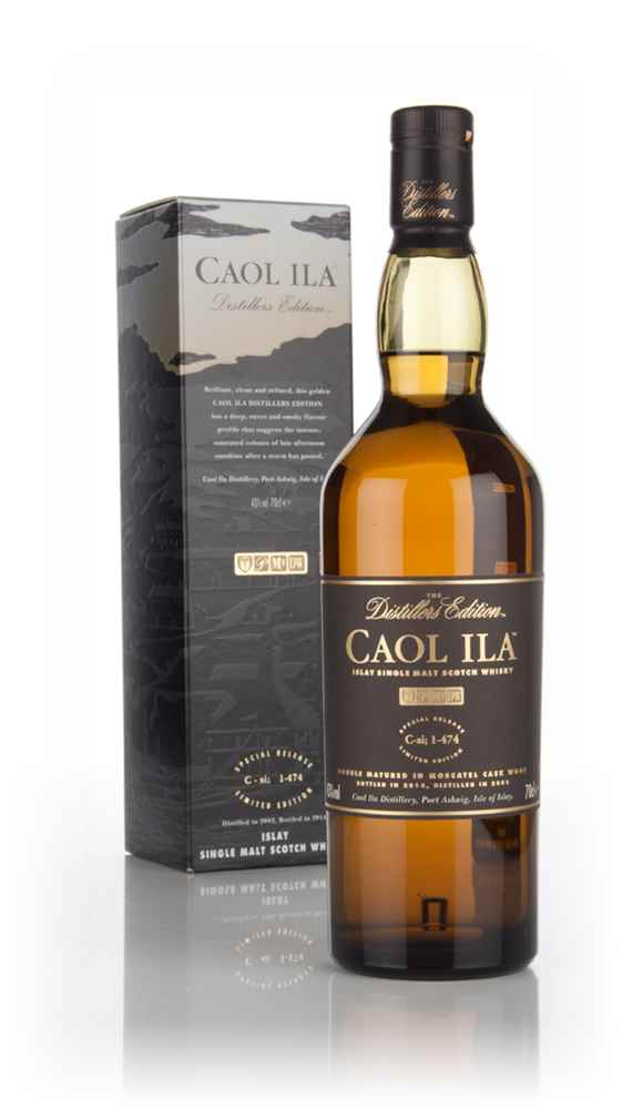 Caol Ila 2002 (bottled 2014) Moscatel Cask Finish - Distillers Edition