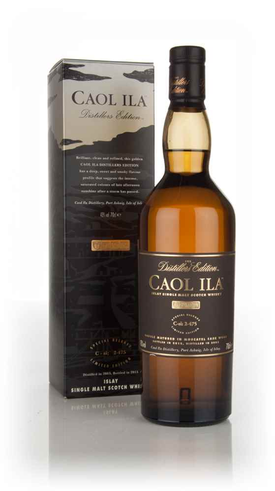 Caol Ila 2003 (bottled 2015) Moscatel Cask Finish - Distillers Edition