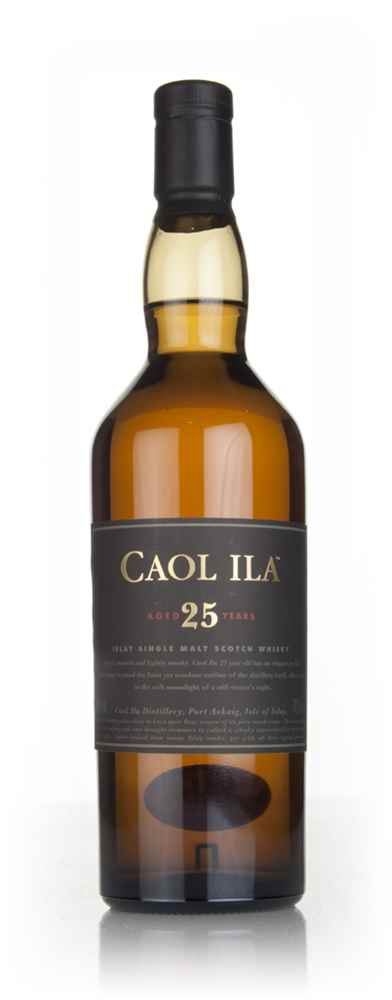 Caol Ila 25 Year Old (43%)