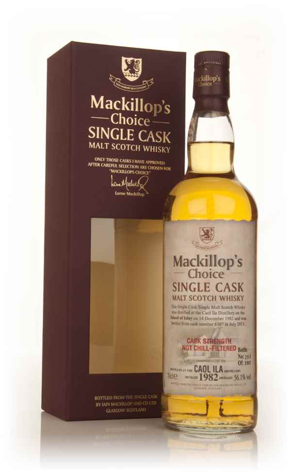 Caol Ila 30 Year Old 1982 (cask 6507) - Mackillop's Choice