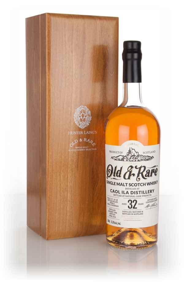 Caol Ila 32 Year Old 1984 - Old & Rare (Hunter Laing) Magnum (1.5l)